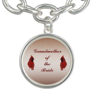 Cardinal Wedding Grandmother of the Bride