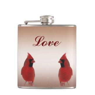 Cardinal Wedding Love