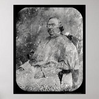 Cardinal Wiseman Daguerreotype 1852 Posters