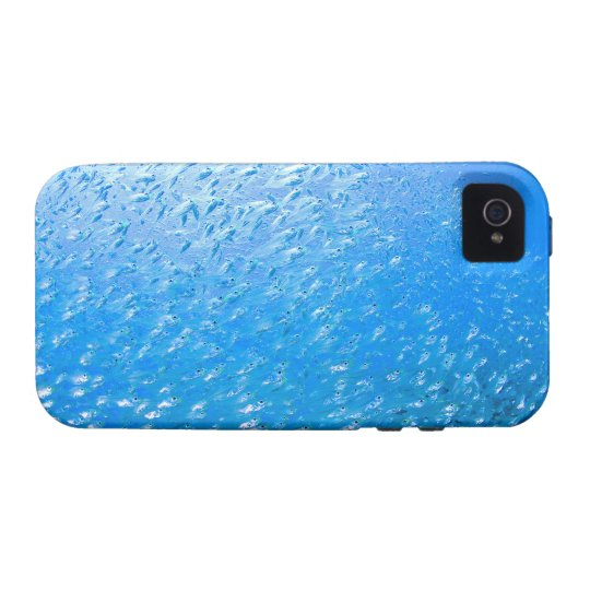 Cardinalfishes swimming underwater Case-Mate iPhone 4 case