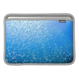 Cardinalfishes swimming underwater MacBook sleeve