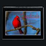 "Cardinals 2017 Monthly Calendar By Thomas Minutolo<br><div class=""desc"">I love to photograph songbirds and am particularly fond of cardinals. I decided to put together this calendar paying homage to these beautiful birds. I hope that you like this! Tom</div>"