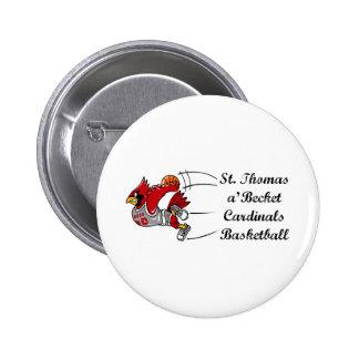 Cardinals basketball script pin