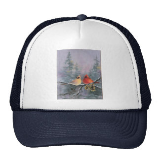 CARDINALS by SHARON SHARPE Trucker Hat