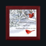 """cardinals from heaven gift box<br><div class=""""desc"""">cardinals from heaven gift box</div>"""