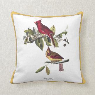 Cardinals Grosbeak Pillow