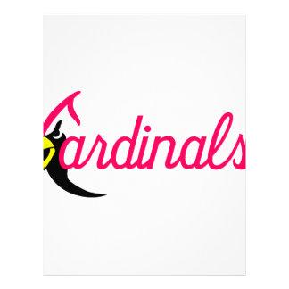 Cardinals Letterhead