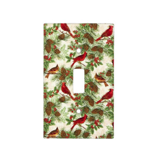 CARDINALS LIGHT SWITCH COVER