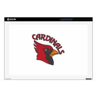 Cardinals Mascot Decals For Laptops