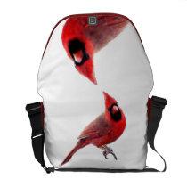 Cardinals Messenger Bag