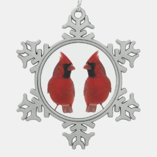 Cardinals Ornament