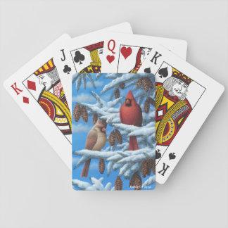 Cardinals Playing Cards