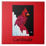 Cardinals Tile