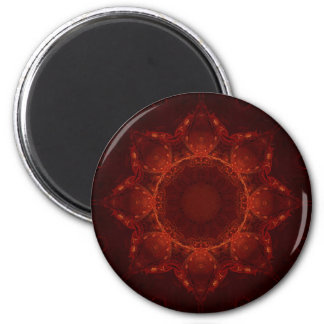 Cardinel Red 1 2 Inch Round Magnet