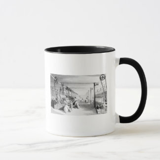 Carding, Drawing and Roving Mug