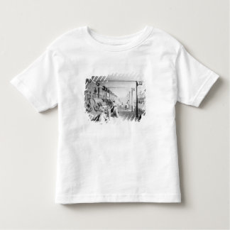 Carding, Drawing and Roving Toddler T-shirt