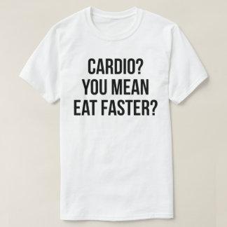 Cardio?
