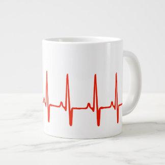 cardiogram mug
