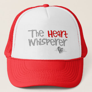 "Cardiologist Gifts ""The Heart Whisperer"" Trucker Hat"