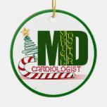 CARDIOLOGIST HEART DOCTOR CHRISTMAS MERRY CHRISTMAS ORNAMENTS