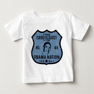Cardiologist Obama Nation Baby T-Shirt