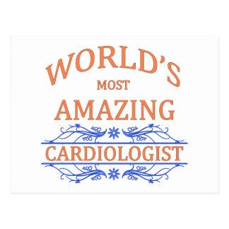 Cardiologist Postcard