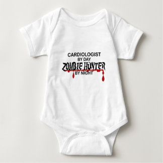 Cardiologist Zombie Hunter Infant Creeper