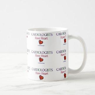 Cardiologists Have Heart Coffee Mug