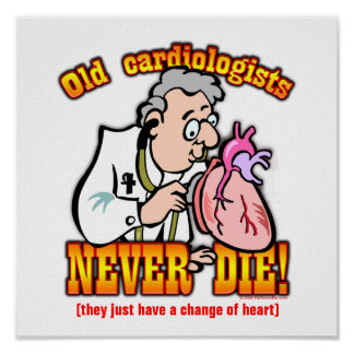 Cardiologists Poster