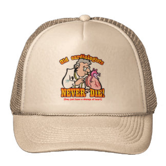 Cardiologists Trucker Hat