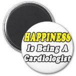 Cardiólogo de la felicidad… imanes