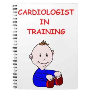 cardiology cardiologist note book