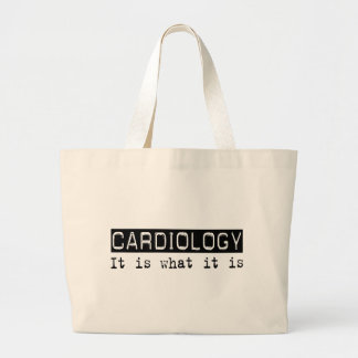 Cardiology It Is Tote Bag