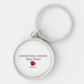 Cardiothoracic Surgeons Have Heart Keychain