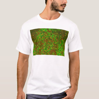 Cardiovascular Calcification Microscopic Close Up T-Shirt
