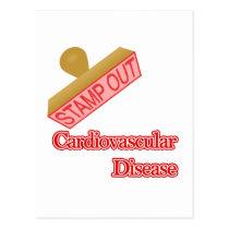 Cardiovascular Disease Postcard