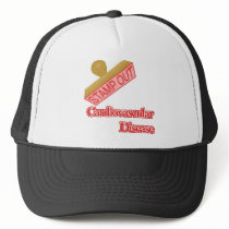 Cardiovascular Disease Trucker Hat