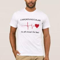 Cardiovascular Heart Health Tshirts