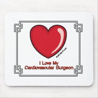 Cardiovascular Surgeon Mouse Mats