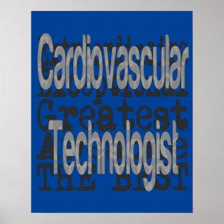 Cardiovascular Technologist Extraordinaire Poster