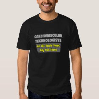 Cardiovascular Technologists .. Smarter Shirt
