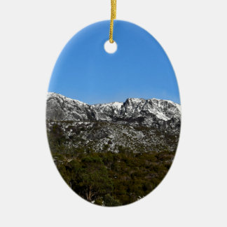 CARDLE MOUNTAIN TASMANIA AUSTRALIA CERAMIC ORNAMENT