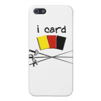cardo (cercando al árbitro) la caja iphone4 iPhone 5 carcasa