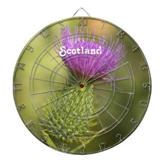 Cardo de Escocia Tabla Dardos
