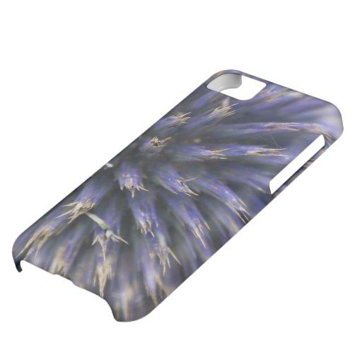 Cardo escocés púrpura funda para iPhone 5C