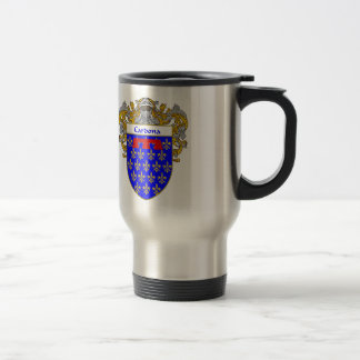 Cardona Coat of Arms/Family Crest Coffee Mug
