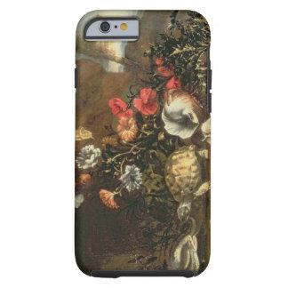 Cardos, flores, reptiles y mariposas por otra funda para iPhone 6 tough