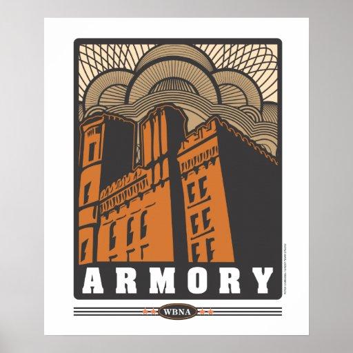 Cardoso Armory Poster