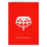 [Crown upside down]  Cards