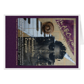 Cards: AAP 2013 I&C Commemorative Card